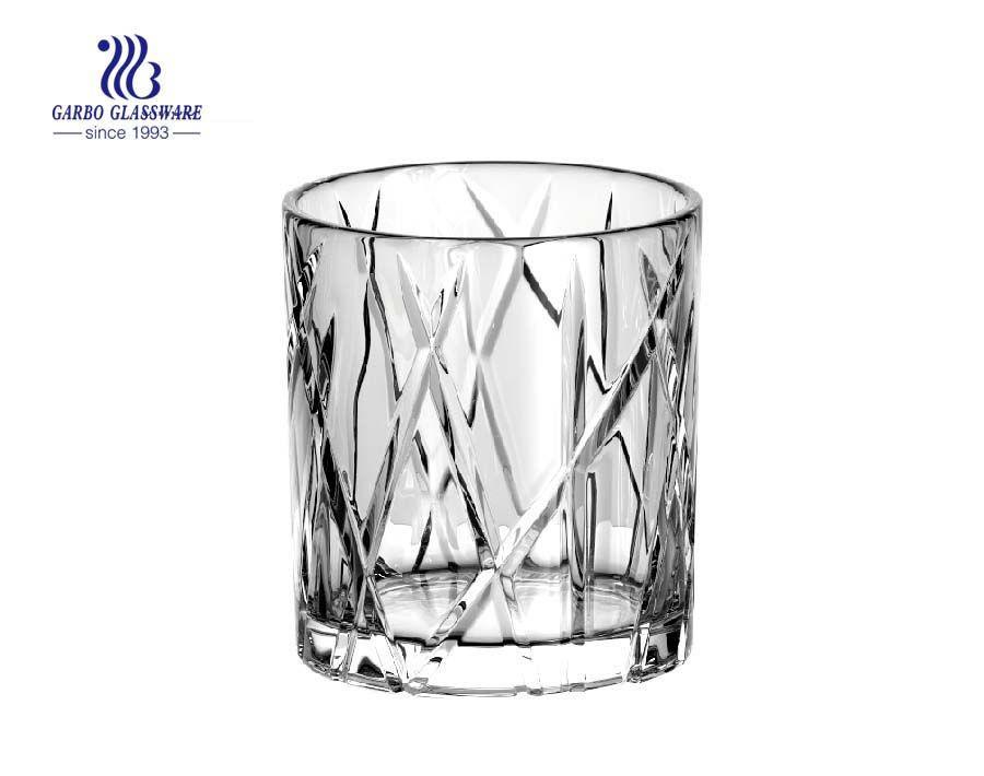 Hot sale Amazon winskey glass cup GB040911CC
