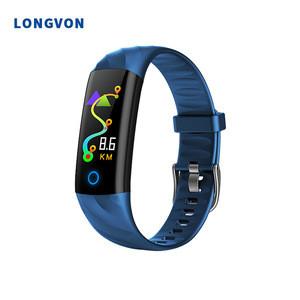 2020 Smart wrist band watch blood pressure monitor control bracelet heart rate smartwatch