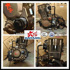 250cc Electric Kick Engine 200cc Water-Cooled motorcycle engine For Sale