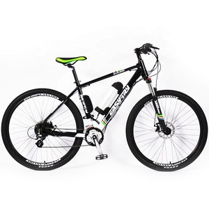 250W electric bicycle mountain e bike electric pedal assist bike