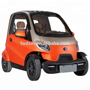 4 seats smart mini electric car for family streat legal in Europe with L7e