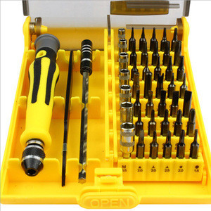45 in 1 Multifunctional Laptop Mobile Phone Repair Tool Electrioncs Precision Screwdriver Set