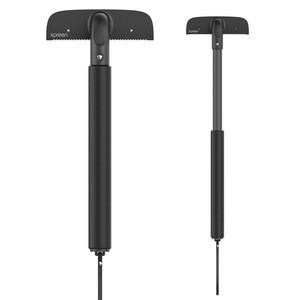 Adjustable Stretchable Back Shavers Back Razor for Men Back Hair Shaver Beard Trimmer Giant Razor + Replacement Blades