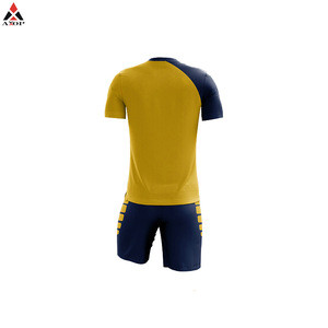 Adults soccer wear High Quality any color soccer uniforms for men