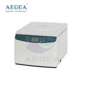 AG-D0037 Low noise high speed hematocrit desktop electric medical lab centrifuge price