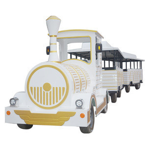 Amusement park road train amusement park trackless train parts