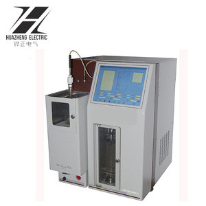 Automatic National Standard TBT-6536 Petroleum Distillation Tester auto kinematic viscosity tester