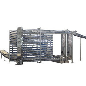 Baking oven factory equipment / bread production line /bakery plant food cooler