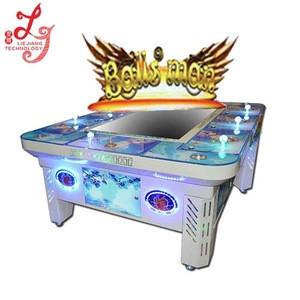 Balls man arcade casino slot shooting Fish Table table gambling Software fishing hunter games machines for sale
