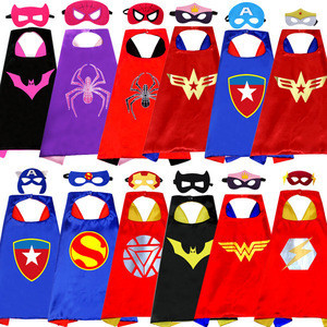 Boys Girls Anime Cosplay Capes Cloak Cartoon Characters Cosplay Costumes Kids Cosplay  Costume