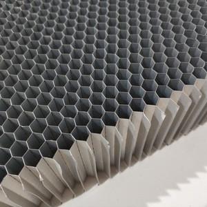 Building Material Used Aluminum composite Honeycomb Core, Aluminum sandwich  for Sandwich Panel