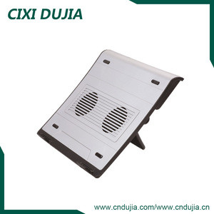 Cixi Dujia Ergonomic Design Angle Adjustable Aluminum LZ-207 laptop cooling stand cooling pad
