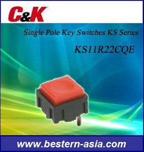 C&K KS11R22CQE Rotary DIP Switches KS11R22CQD KS11R21CQD