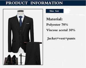 Coat pants design custom fit men wedding suits