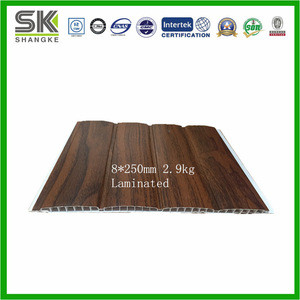 Decorative plastic building construction material(China factory)