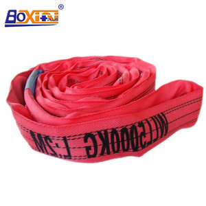 EB4050 GS Polyester Round Lifting Webbing Sling, polyester slings
