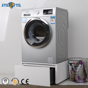 Floating Bathroom Cabinets Washer Dryer Laundry Pedestals With Storage Drawer