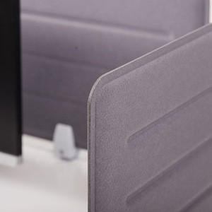Grey color modern simple sound absorbing techpanel decorative acoustic/sound block panel