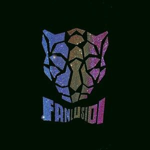 Heat transfer animal leopard design strong glue hotfix premium rhinestone motif for T-shirt