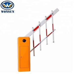 Heavy Duty Vehicle automatic barrier gate for Automatic Car Parking System