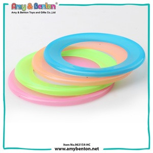 High quality plastic throw and catch flying disc for kids