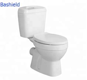 Hot Sale Wash down Two Piece Ceramic Toilet Bowl Africa market H-469