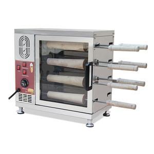 Kitchen Equipment Chimney Cake Oven Electric Chimney Cake kurtos kalacs machine
