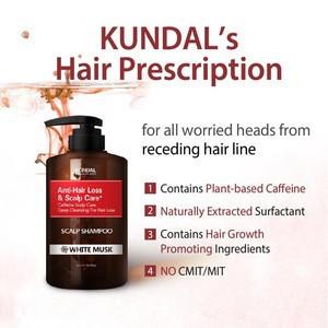 Kundal Anti-Hair Loss & Scalp Care Shampoo 500ml