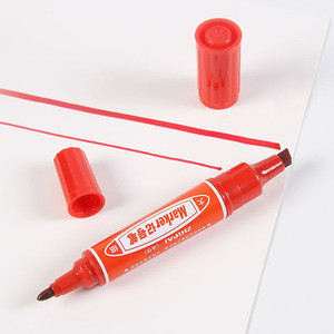 New Design Best Selling Large Capacity Double-head Marker Pen