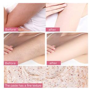 Oem Body Scrub cleanser facial moisturizing exfoliation exfoliation dead skin whitening skin care manufacturers direct sales