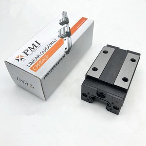 PMI Linear Guide Way Block Bearing MSB20SSSFCN for CNC Linear Rail