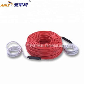 Pvc heating cable silicon heating cable wire