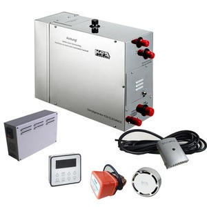 Sauna Steam generator Hammam Room Bath Shower Machine Bathroom equipment Steam Maker For Residential Commercial Home 5KW 6KW 9KW