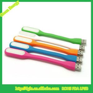 Silicone mini usb lamp USB LED light for notebook new gadgets