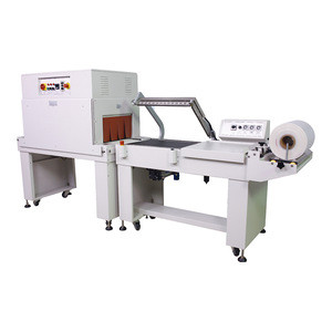 Suitable For Pvc, Pp, Pof And Other Types Of Shrinkable And Durable 2-In-1 Shrinking Machine
