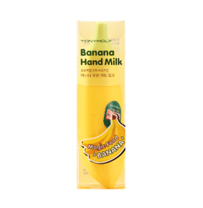 TONYMOLY Magic Food Banana Hand Milk Cream 12 pcs