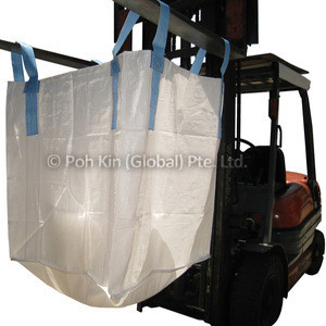 Top Fill Skirt FIBC 1-Ton Bag