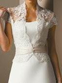 Wedding Jacket for Bridal Dresses Style 9