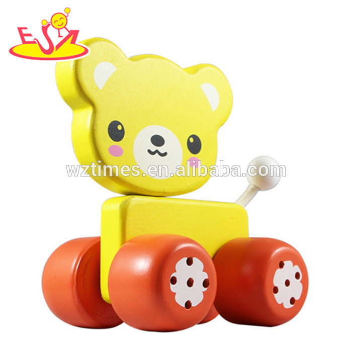 wholesale educational wooden cartoon toys for kids W04A047