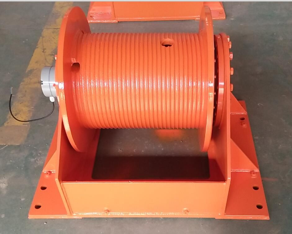 Hydraulic Transmission Planetary winch gearbox