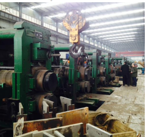 500 Thousand wire rod rolling mill