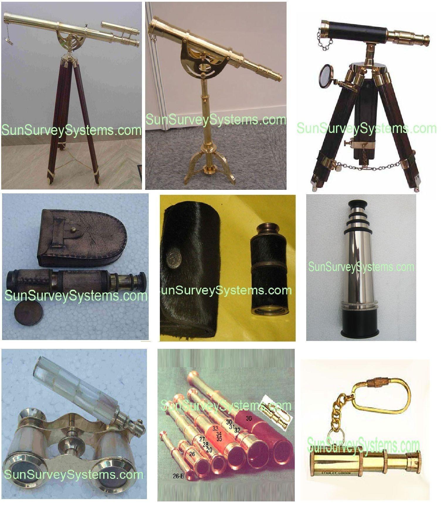 Telescopes  Binoculars