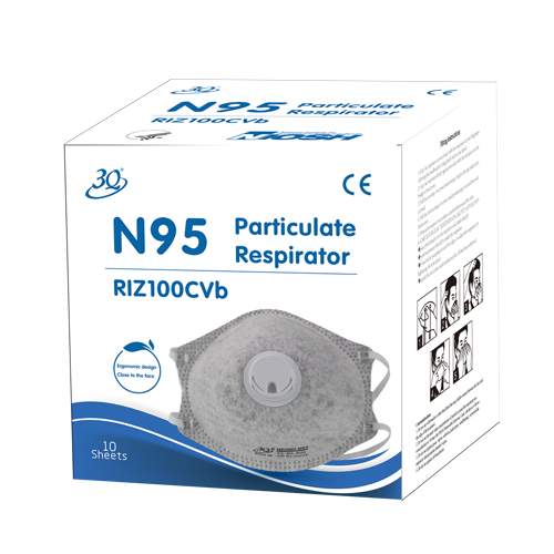 3Q Particulate Respirator(SANQI face mask)