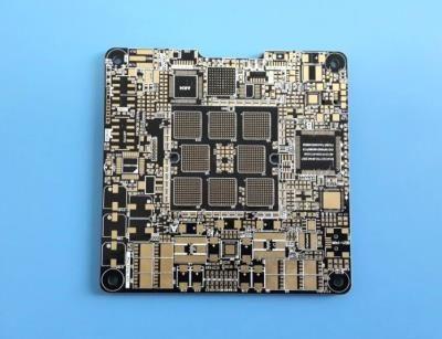 8L via-in-pad Rigi PCB Board