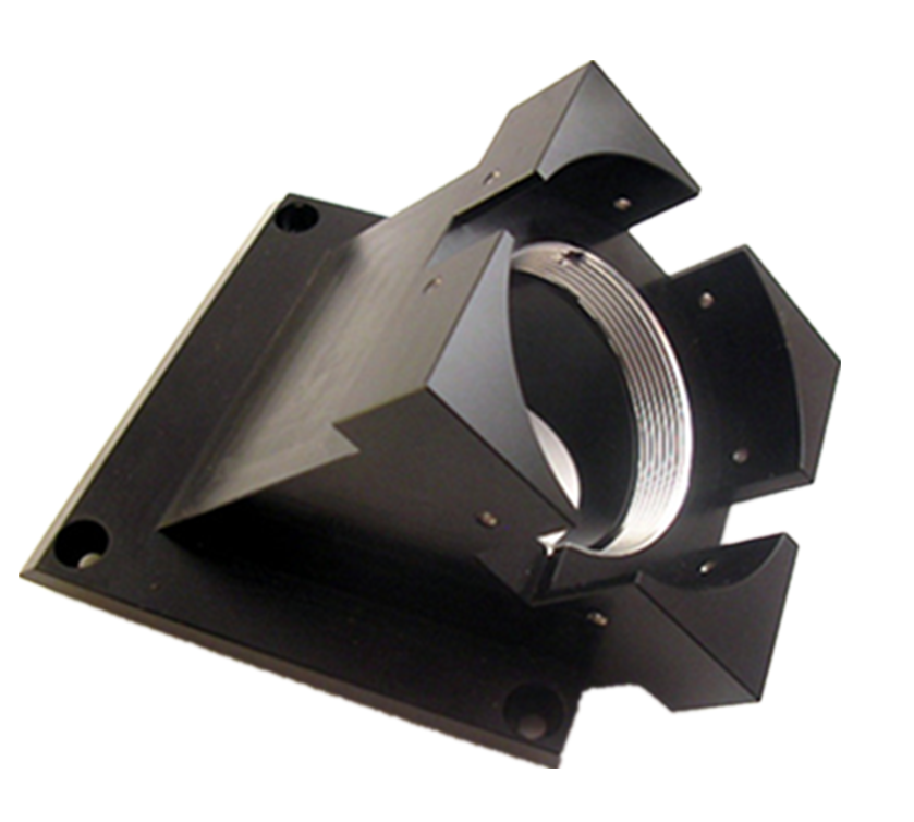 Aluminum CNC Machining Black Anodizing