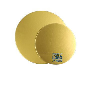Luxury Superior Quality Round Mousse Cardboard Food Trays