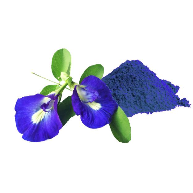 100% Butterfly Pea Flowers