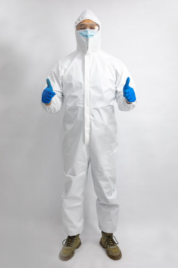 Disposable Protective Clothing (non-sterile) isolation clothing
