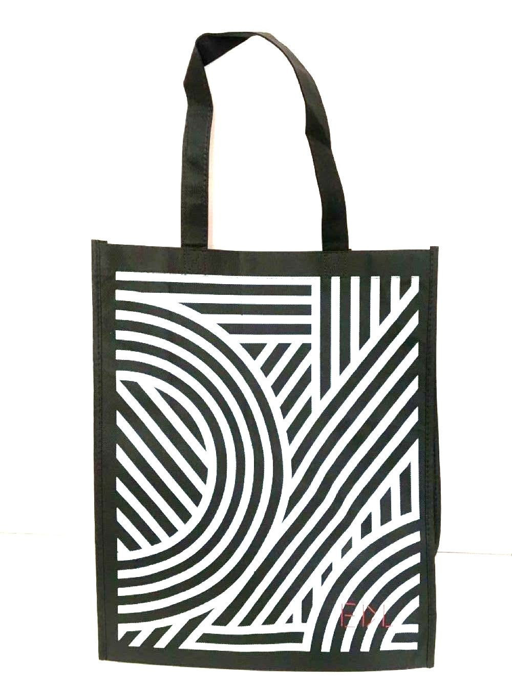 Promotional Full Color Printed Custom Logo Printed 12oz Cotton Canvas Tote Bag