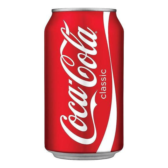 Coca-Cola, Fanta, Sprite (330ml)